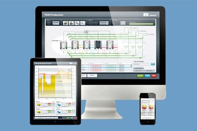 SCADA System - Visualisierung